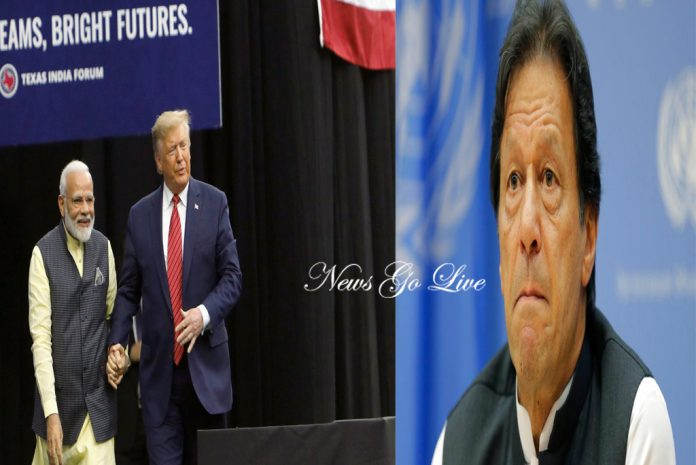 How Modi fired at Pakistan from Trump's shoulders