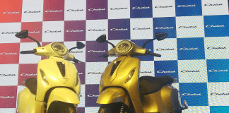 Now ride Bajaj Chetak electric scooter, launching today - NewsGoLive