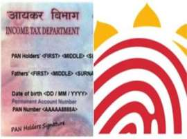 Last day for linking Aadhaar with PAN card today; follow these steps to link documents