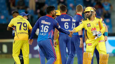 CSK in IPL 2021 final, MS Dhoni turns it on at the close