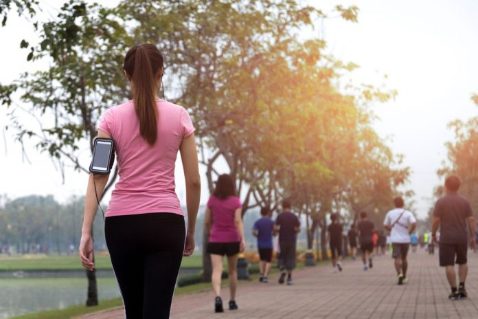 Further develops Heart Health, Strengthens Muscle and Bone, And 3 Other Benefits of Brisk Walking